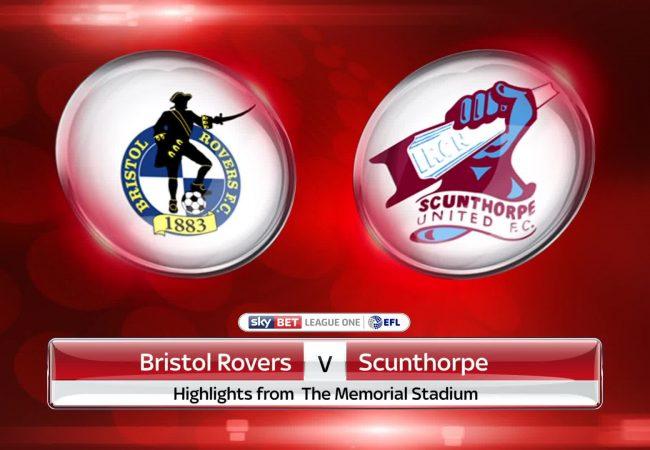 Scunthorpe – Bristol Rovers FREE PICKS – 11.11.2017