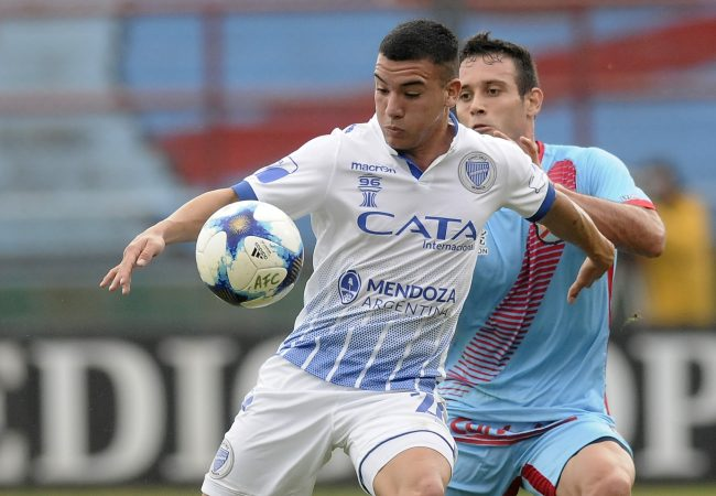DYN604, BUENOS AIRES 17/06/17, ARSENAL VS. GODOY CRUZ. FOTO:DYN/PABLO AHARONIAN.