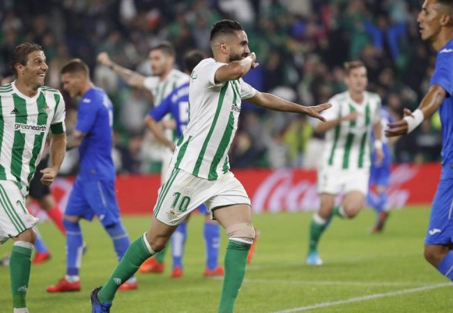 Getafe vs Bétis Betting Tips 02.04.2018