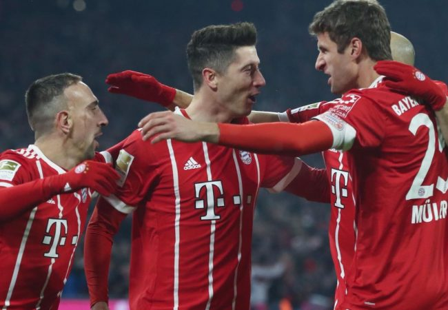 Besiktas vs Bayern Munchen Betting Tips 14.03.2018