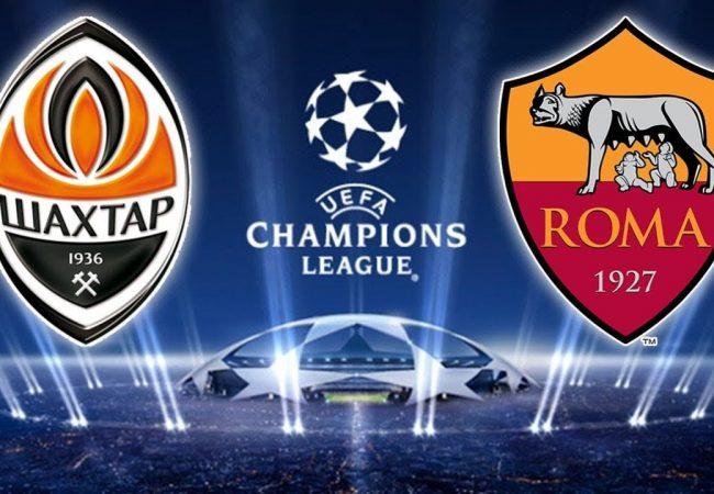 Roma vs Shakhtar Donetsk Soccer Prediction 13.03.2018