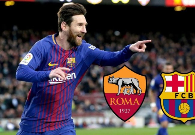 Roma vs Barcelona Betting Tips 10.04.2018