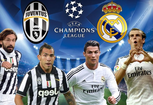 Juventus vs Real Madrid Betting Tips 03.04.2018