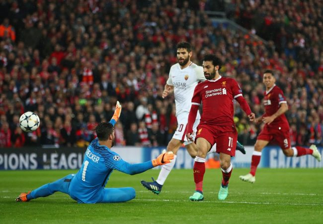 AS Roma vs Liverpool Betting Tips 02.05.2018