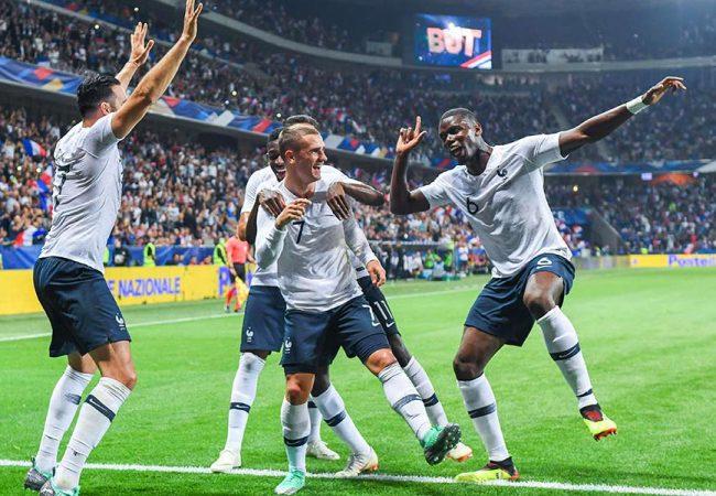 France vs Australia World Cup 16.06.2018
