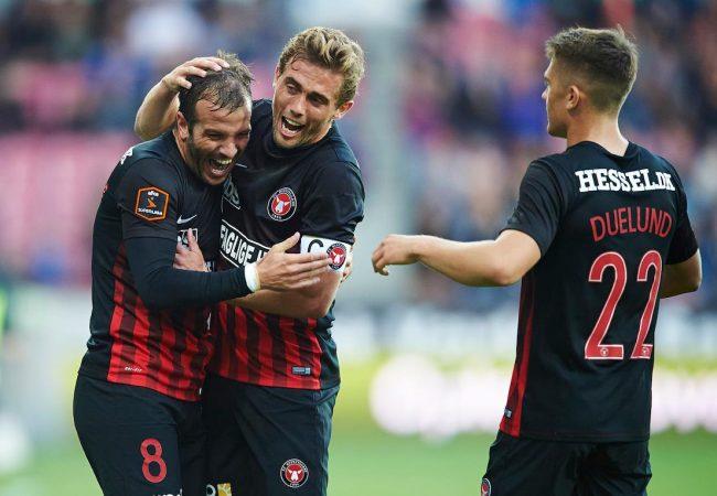 AaB vs FC Midtjylland Betting Tips 20/07/