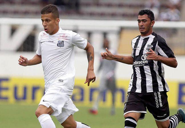 Ceará vs Santos Free Betting Tips 08/08