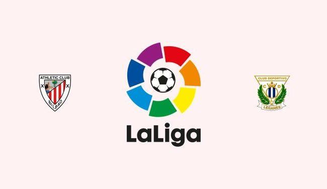Athletic Club vs Leganés Free Betting Tips 20/08