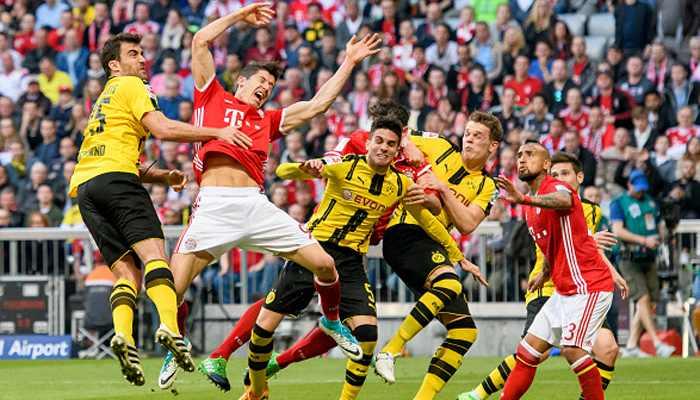 Hannover Vs Dortmund