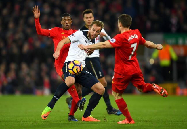 Tottenham vs Liverpool Free Betting Tips 15/09
