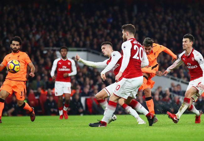Arsenal vs Liverpool Free Betting Tips 03/11