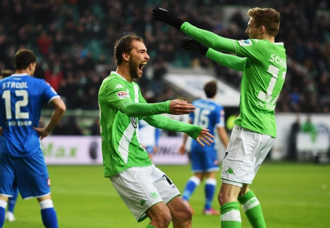 Wolfsburg vs Hoffenheim Free Betting Tips 08/12