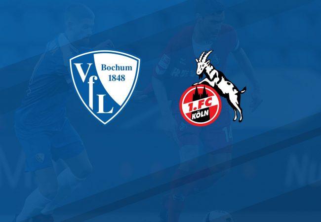 1.FC Köln vs VfL Bochum Free Betting Tips 21/12