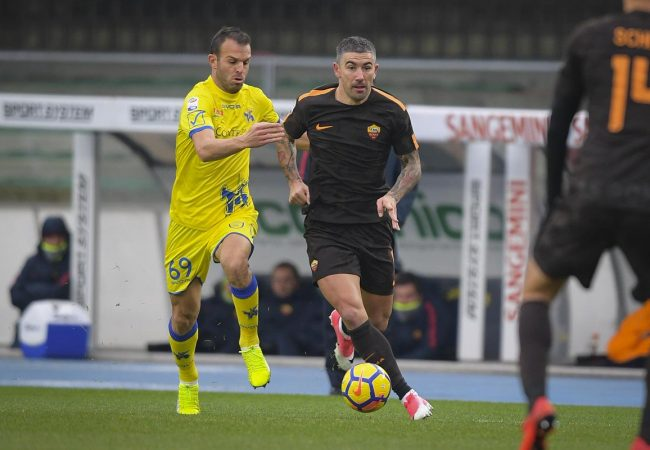 Chievo vs Roma Free Betting Tips 08.02.2019