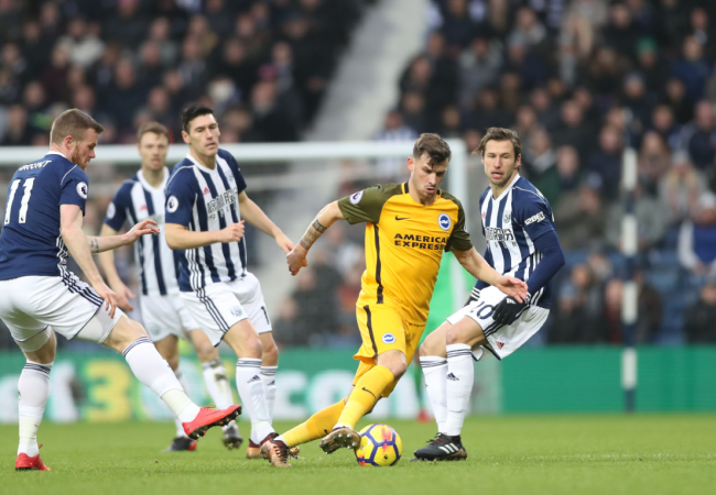 West Bromwich vs Brighton Free Betting Tips 06.02.2019