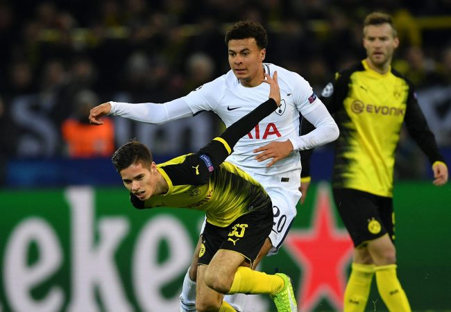 Borussia Dortmund vs Tottenham Free Betting Tips 05.03.2019