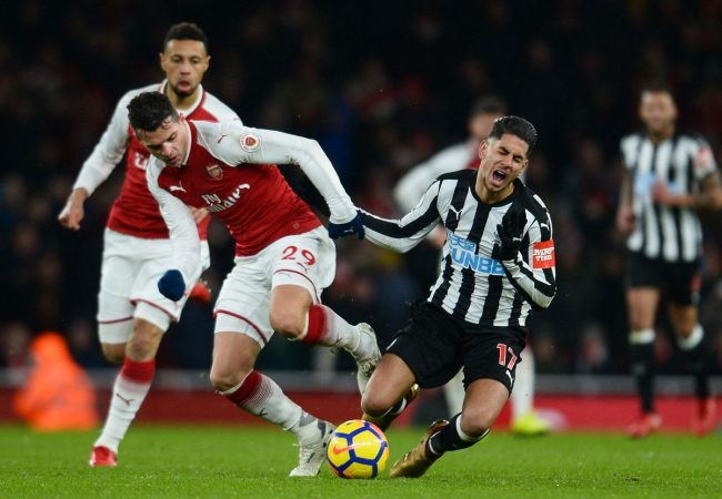 Arsenal vs Newcastle Free Betting Tips 01.04.2019