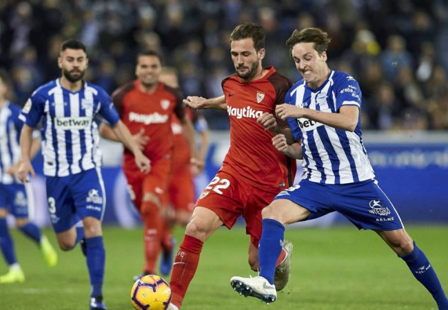 Sevilla vs Deportivo Alavés Free Betting Tips 04/04