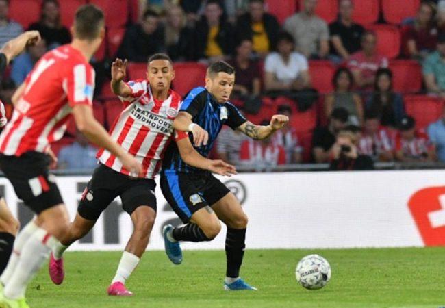 Apollon Limassol vs PSV Eindhoven Europa League 29.08.2019