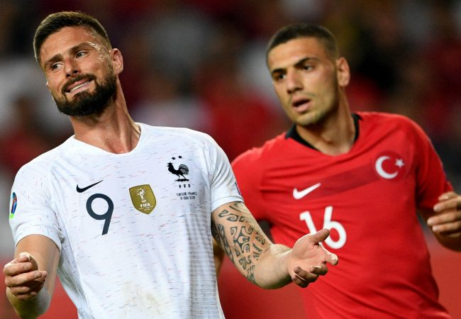 France vs Turkey Free Betting Tips 14.10.2019