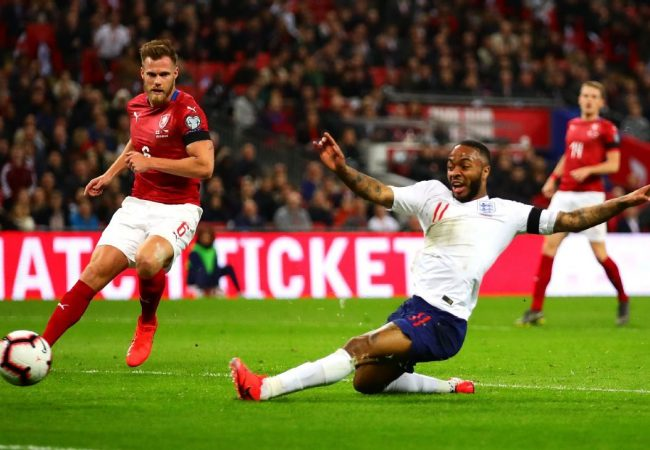 Czech Republic vs England Free Betting Tips 11.10.2019
