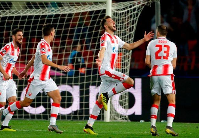 Olympiakos vs Red Star Belgrade Free Betting Tips 11.12.2019